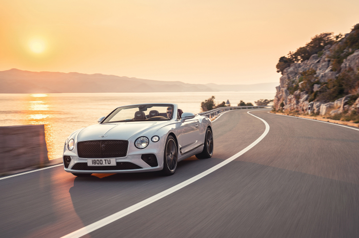Bentley Continental GT Convertible – фотография 1