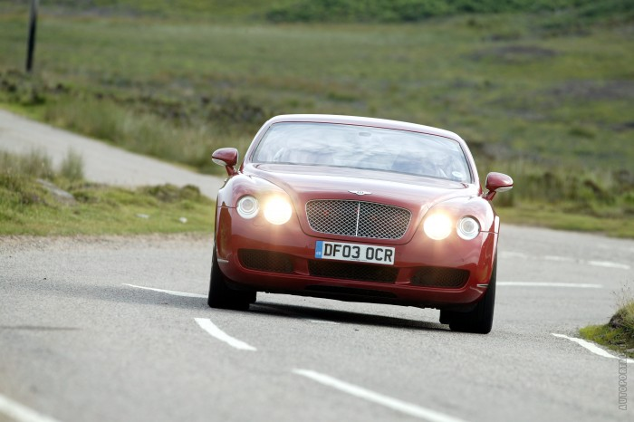 Bentley Continental GT 2003 – фотография 1